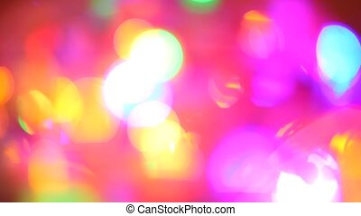 Color spots background