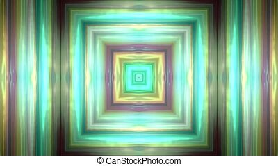 color square metal background, game