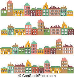 color streets set