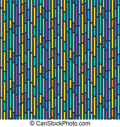color stripes background. Abstract geometric seamless pattern