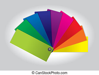Color Swatch (vector)