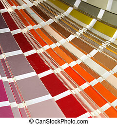 Color table