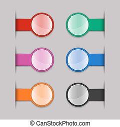 Color tabs