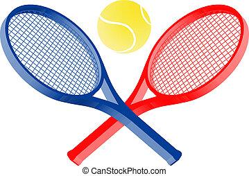 color, tenis