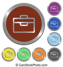 Color toolbox buttons