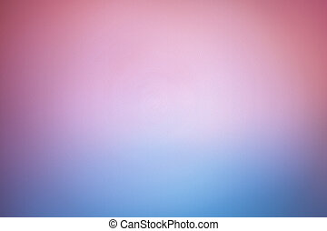 Color transition from pink to blue shades. Bright matte pastel colour gradient. Blur spectrum texture. Abstract colored background for the illustrations, collages and mixed digital media.