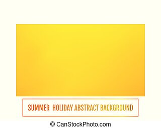Color transition. Summer holiday banner, abstract background