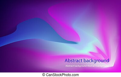 Vector image of an abstract ultra violet gradient background.