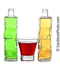 Color vineglasses