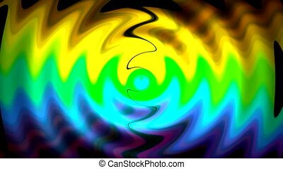 color water ripple, wave