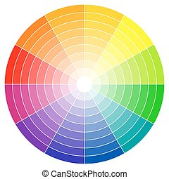 color wheel 12-colors
