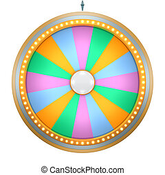 color wheel of fortune
