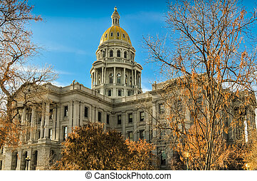 Colorado Capital Building