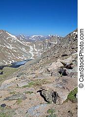 Colorado High Country - a scenic landscape in the colorado ...