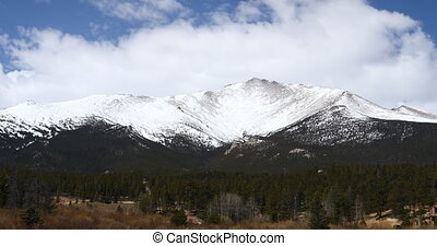 Colorado Mountain - This is a video of a mountain in...
