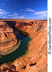Colorado River in Arizona
