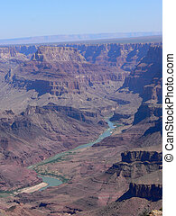Colorado River in Grand Canyon - Grand Canyon's Colorado ...