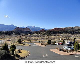 Colorado Springs, Garden of Gods
