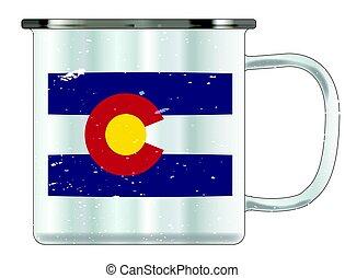 Colorado Tin Cup