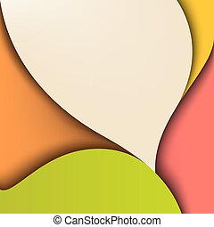 colorare, astratto, fondo