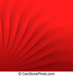 colorare, astratto, fondo, rosso