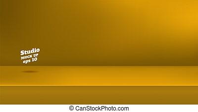 colorare, bandiera, spazio, vuoto, copia, giallo, contenuto, stanza, vettore, vivido, website., prodotto, design., studio, tavola, pubblicizzare, fondo, mostra