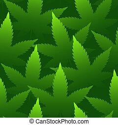 colorare, modello, pendenza, luminoso, fondo, marijuana, ...