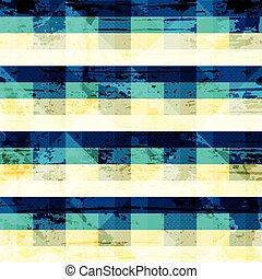 colorato, astratto, illustrazione, vettore, delicato, fondo, geometrico, poligoni