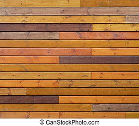 colorato, struttura, assi, legno, fondo, o