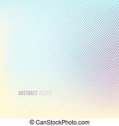 colore quadrato, halftone, fondo., forma, bandiera