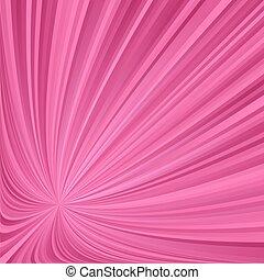 colore rosa scuro, priorità bassa strisce, raggio