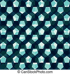 colored abstract geometric background for your design