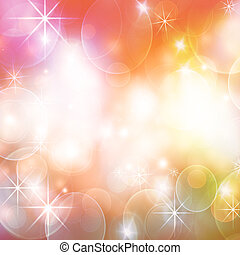 colored Abstract holiday background
