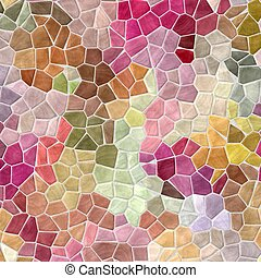 colored abstract marble irregular plastic stony mosaic...