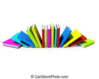 Colored books Illustrations and Clipart. 131,867 Colored books ...
