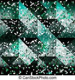 colored bright abstract geometric pattern illustration