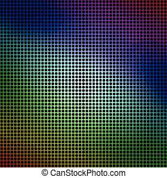 Colored metal texture stainless steel background