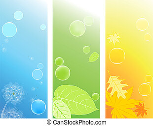 colored nature backgrounds