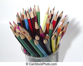 Colored Pencils 6