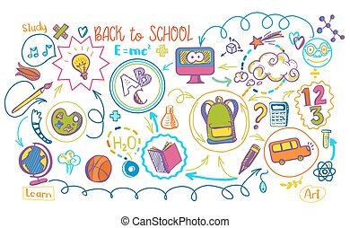 Colored School education sheme
