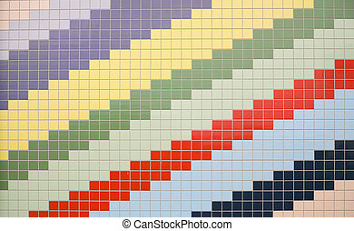 Colored tiles 1