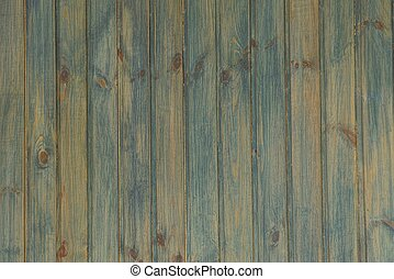 colored wooden texture of planks in the wall of a fence