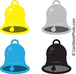 colores, campana