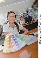 colores, nuestro, selección, aquí