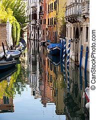 colores, venecia
