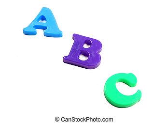 ABC - Colorful ABC's
