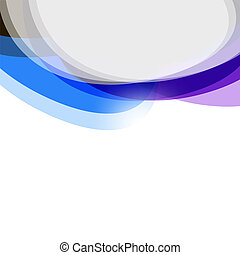 Colorful abstract background design vector