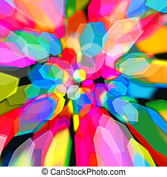 colorful abstract background for your design