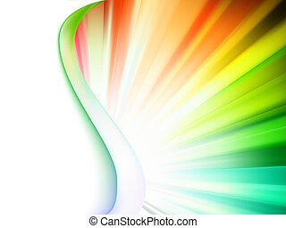 Colorful abstract background template. EPS 8