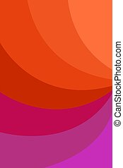 Colorful abstract geometric shadow lines. vector...